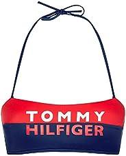 Tommy Hilfiger Women's Fixed Bandeau T-S