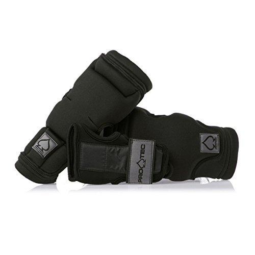 Pro-Tec Set Protecciones niño IPS Jr. 3-Pack Negro