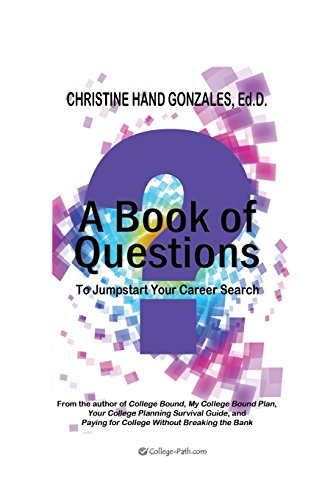 Book of Questions: To Jumpstart Your Career Search