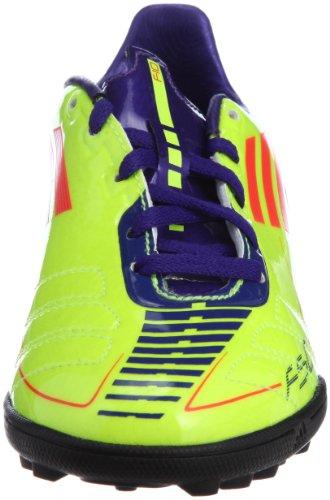 Adidas Junior F10 TRX Chaussure Football Gazon Synthetic Yellow