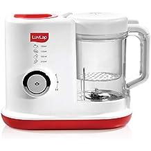 LuvLap Royal Steamer & Blender, Ideal for baby food, BPA Free