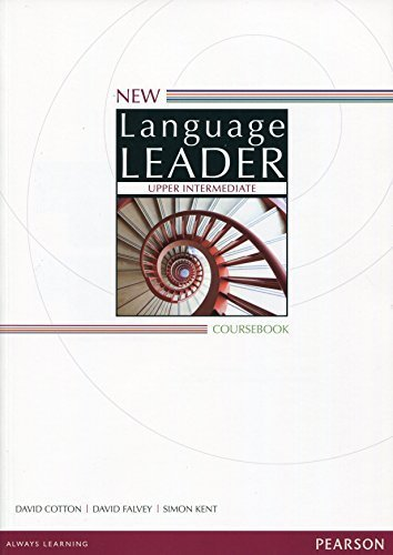 New Language Leader: Upper Intermediate Coursebook by Mr David Cotton (2014-05-08)