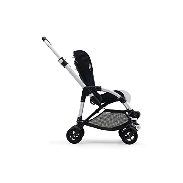 Bugaboo Bee 5, Foldable and Lightweight Pushchair, Converts Into Pram, Black Bugaboo The perfect choice for city living Compact yet comfortable for parent and baby Light and easy one-piece fold for small spaces 8
