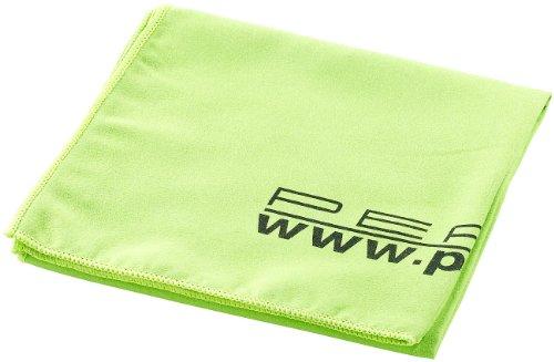 PEARL Tuch: Extra saugfähiges Mikrofaser-Handtuch 80 x 40 cm, grün (Fitnesshandtuch)