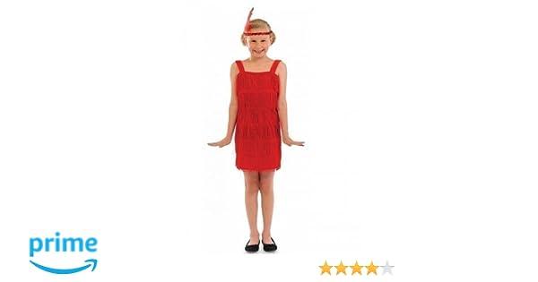 Children/'s Flapper Dress  Girl  Fancy dress Costume