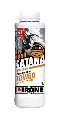 iPone 800019Motoröl Katana Off Road 4Zeit Performance 10W60All Terrain  ( 1 Liter)