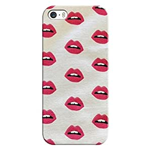 EYP Kiss Back Cover Case for Apple iPhone 5S