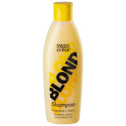 Preisvergleich Produktbild Swiss O-Par - Blond Shampoo Blond Shampoo - 250 ml