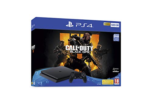 Call of Duty Black Ops 4 500GB Bundle (PS4)