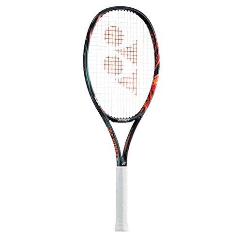 Yonex Vcore Duel G Racchetta da tennis, Nero/Rosso, Taglia 3/100 - 300 g