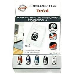 ROWENTA ROWENTA - BOITE DE 4 SACS HYGIÈNE + SILENCE FORCE - ZR200520