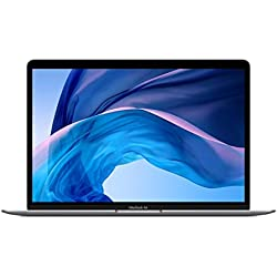 Apple MacBook Air (13 Zoll , 1,6 GHz Dual‑Core Intel Core i5 Prozessor, 128 GB) space grau Apple MacBook Air