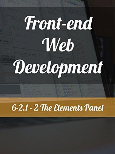6-2.1 - 2. The Elements Panel [OV]