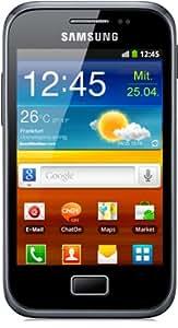 Samsung GT-S7500 Galaxy Ace Plus Smartphone Android USB 2 Go Dark Blue