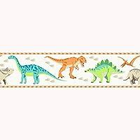 Dinosaurio mundo papel pintado frontera–a13101–Price Right Home diseño exclusivo
