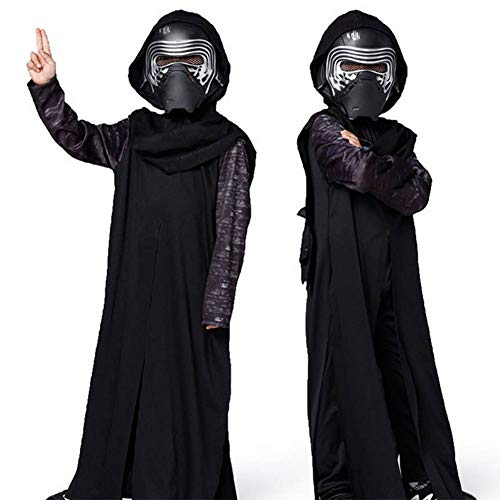 GUAN Samurai Kostüm Kinderkrieger Halloween