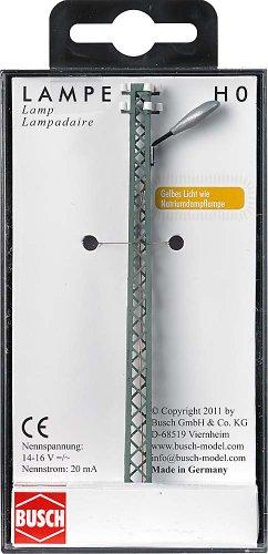Busch Environnement - BUE4131 - Modélisme Ferroviaire - Lampadaire avec Mât