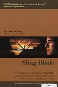 Sling Blade Poster Movie 11 x 17 In - 28cm x 44cm Billy Bob Thornton Dwight Yoakam John Ritter Lucas Black Natalie Canerday James Hampton
