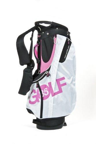 Golf36 Golfbag Standsack, pink, 100-APINK
