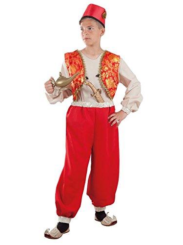 Imagen de disfraz de aladín para niño  único, 11 a 13 años