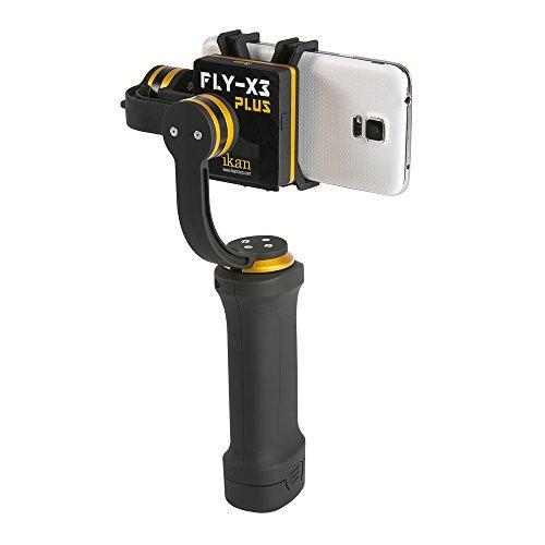 Caméra IKAN FLY-X3-PLUS 3-Axis Gimbal Stabilisateur...