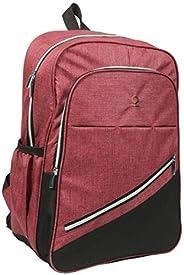 حقيبة كتف للحفاضات، متعددة الألوان، 3 قطع، أحمر ملكي، كبير (VC_DB_FP_3_D1) من شركة فوتش،