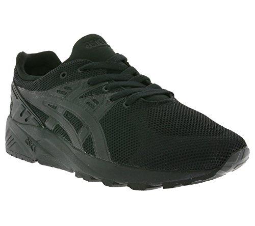 ASICS Gel-kayano Trainer Evo H6d0n-9090-10, Sneakers Basses adulte mixte Black