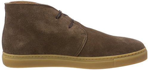 Selected Shndempsey Sneaker, Bottes Chukka Homme Marron (Cocoa Brown)