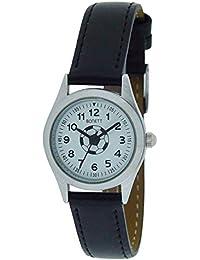 Bonett Fútbol Niños Reloj Joven Reloj de Pulsera Niños Reloj De Pulsera Negro  Reloj Deportivo Reloj c1b9306705b