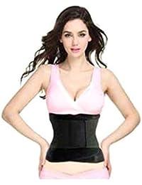 J N Retail Shaper Belt, Slimming belt, Waist shaper, Tummy Trimmer, Sweat slim belt, Belly fat burner, Stomach fat burner, Hot shaper belt, Best Quality, Super stretch, Unisex body shaper for men & women, Sizes XL