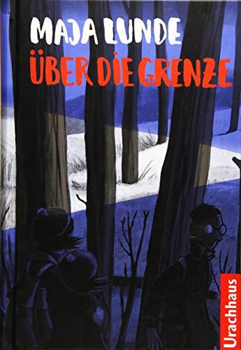 Buchseite und Rezensionen zu 'Über die Grenze' von Maja Lunde
