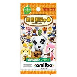 Animal Crossing / Doubutsu no Mori - Amiibo Card First Series Volume 2