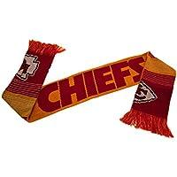Kansas City Chiefs Schal - NFL Fanschal Wollschal Fanartikel Fanshop