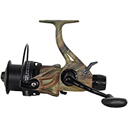 York Carp Moulinet à pêche à la Carpe en Plume, Camouflage, Carp Chaser 6000