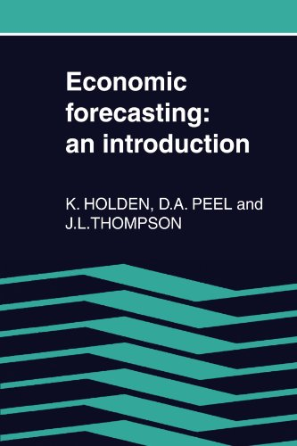 Economic Forecasting Paperback: An Introduction