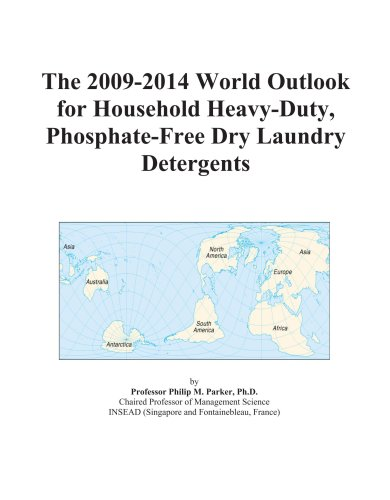 The 2009-2014 World Outlook for Household Heavy-Duty, Phosphate-Free Dry Laundry Detergents