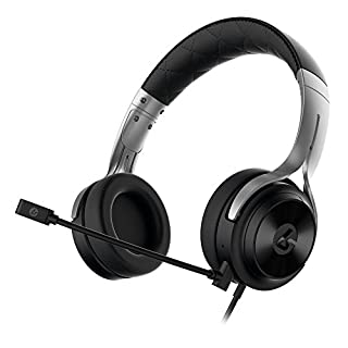 LucidSound LS20 Powered Universal Gaming Headset (Black)- PS4, Xbox One, Nintendo Switch, PSVR, PC, Mobile Devices (B01J58A21O) | Amazon price tracker / tracking, Amazon price history charts, Amazon price watches, Amazon price drop alerts