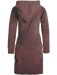 1372f6b662de0 Suchergebnis auf Amazon.de für: hoodie kleid - Knielang / Kleider / Damen:  Bekleidung