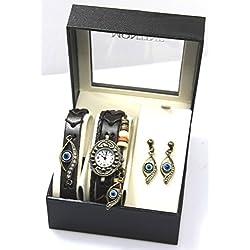 MONTINE MOX5212L28 Ladies Watch & Jewellery Set