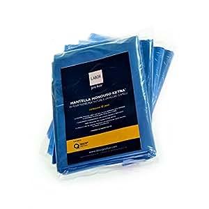 Labor - Blouses Chirurgicales Jetables Par Couleur 30pcs - Bleu