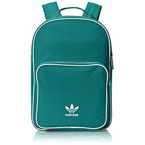 Adidas Training Mochila Tipo Casual 44 Centimeters 25 Verde (Collegiate Green/White)
