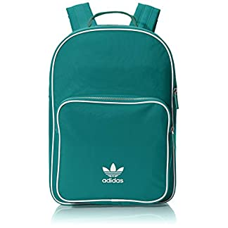 41uG74GIkbL. SS324  - Adidas Training Mochila Tipo Casual 44 Centimeters 25 Verde (Collegiate Green/White)