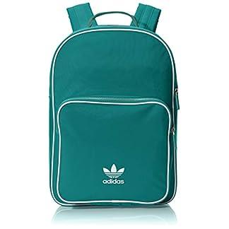 Adidas Training Mochila Tipo Casual 44 Centimeters 25 Verde (Collegiate Green/White)