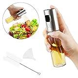 Dispenser olio spruzzatore per cottura/insalata/pane da forno/barbecue/cucina