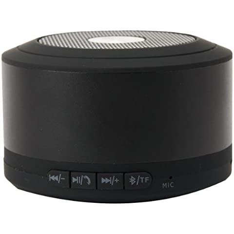 Emartbuy® Nero Compact Portable Super Bass Speaker Blutooth Con Vivavoce Adatto Per Nokia X / Nokia X+