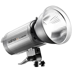Flash de studio walimex pro VC-400 PLUS