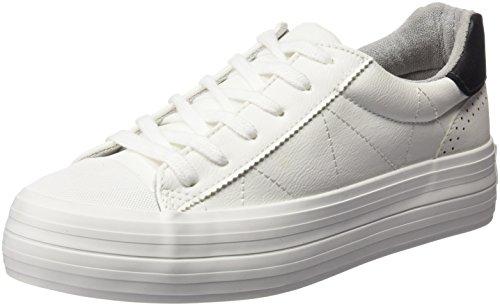 Coolway Donna DREAM Scarpe da Ginnastica Basse Bianco Size: 39
