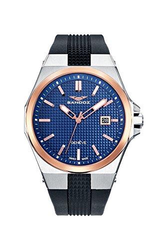 Orologio svizzero Sandoz Uomo 81415-37