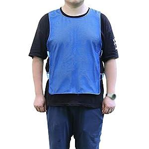 Sommer Outdoor Kühlweste Ice Cooling Sport Weste Hitzschlag Kühl Weste für Männer Frauen Sonnenstich Prävention Kleidung für Outdoor-Sport Laufen Arbeiten