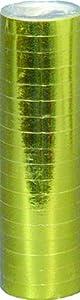 Party Pro Serpentina dorado 18Lancers, unisex-adult, 40118884, talla única